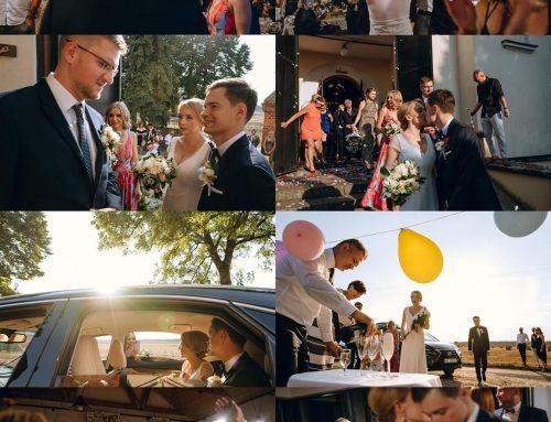 Wspaniałe wesele wnaszej winnicy!